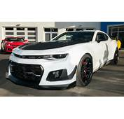Facts About The New 2018 Chevrolet Camaro ZL1 1LE AutoTribute