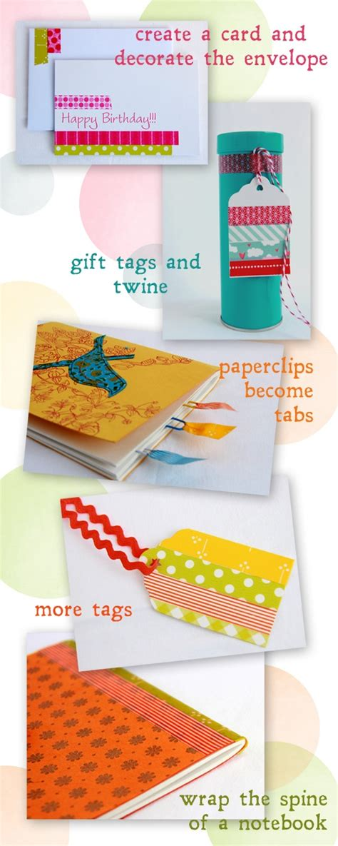 washi ideas 15 best images about washi ideas on pink hearts paper and washi