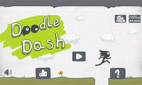doodle run ae doodle dash review all about windows phone