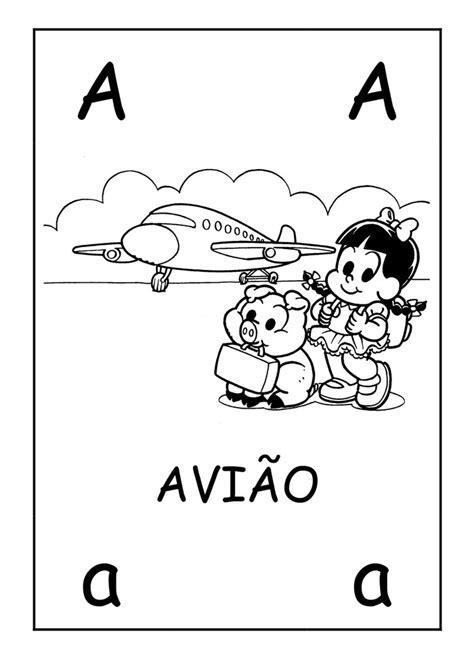 alfabeto ilustrado turma da mnica para colorir alfabeto turma da m 212 nica para colorir atividades