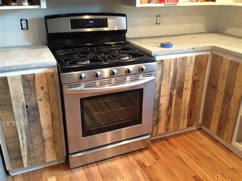 how are kitchen cabinets made kitchen cabinets using old pallets with regard to kitchen