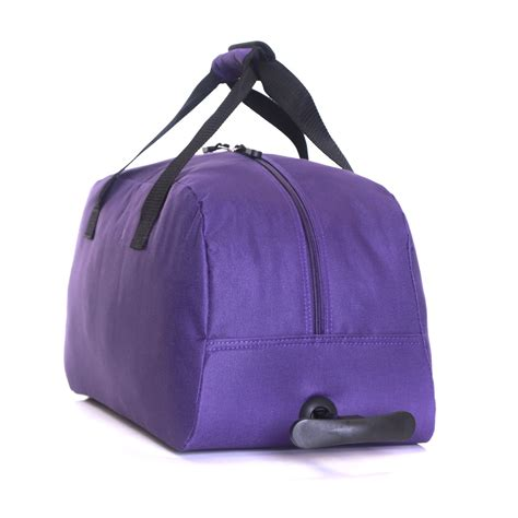 cabin holdall cabin approved wheeled travel trolley luggage