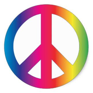 color for peace peace sign t shirts peace sign gifts posters more