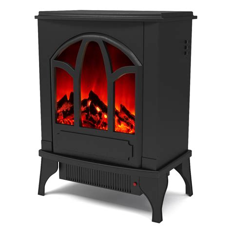 juno electric fireplace free standing portable space