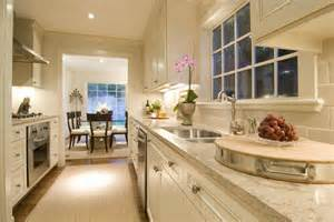 white galley kitchen designs galley kitchen design ideas