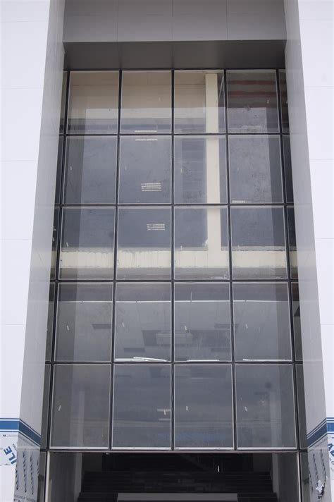 structural glazed curtain wall technoglass industries limited architectural double