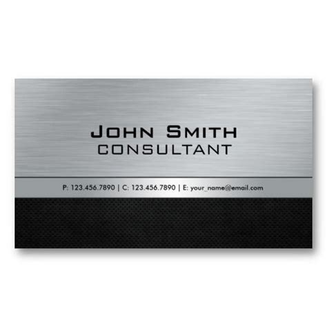 Metal Card Template by 25 Best Images About Notary Business Cards On