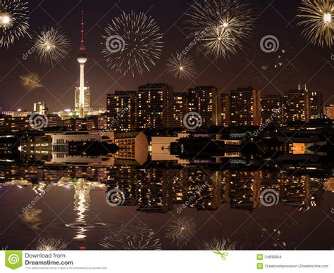new year s eve in berlin stock images image 34836864