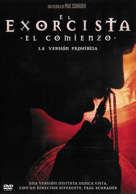 the exorcist film problems dominion prequel to the exorcist 2005 posters the