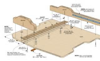 home designer pro sle plans ultimate crosscut sled woodsmith plans
