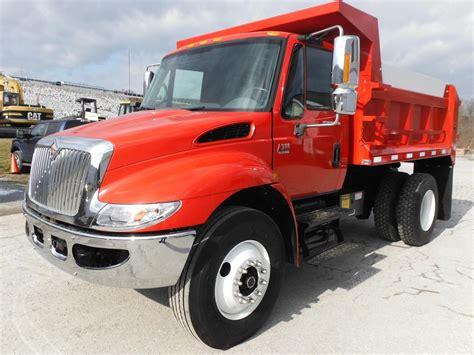 International 411 Lookup 2005 International 4300 Dump Trucks For Sale 52 Used