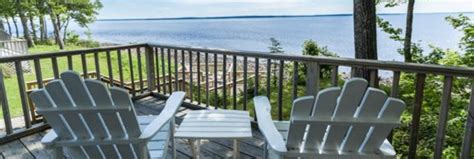 Camden Maine Cottage Rentals by Glenmoor By The Sea Cottages