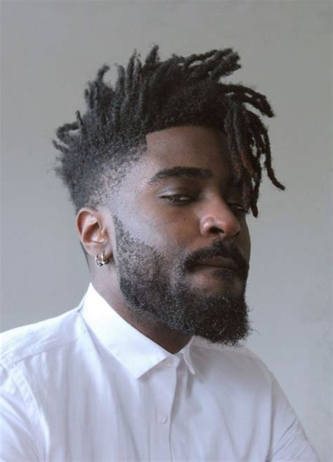 black mens hairstyles with tinted top 40 afro hairstyles for men
