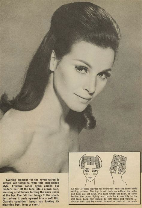 facts about 1960s hairstyles 17 best images about 1960s hair on pinterest large curls