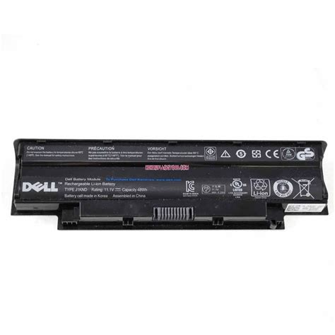 Battery Laptop Dell Inspiron 14r original dell inspiron 14r n4010 n4110 n4010d n4010r battery