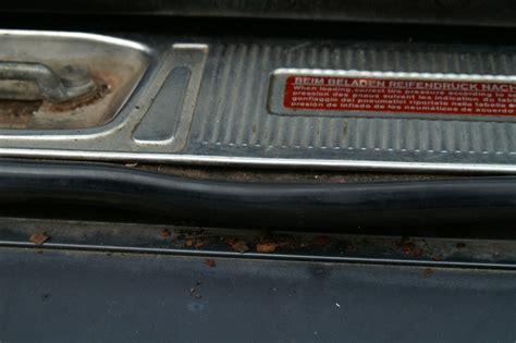 W124 Lackieren Kosten by Kaufberatung Mercedes W124 Rost Motofreibeuter