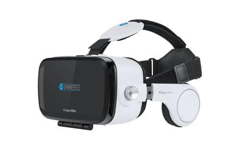 Headset Vr immerse vr headset kruger matz