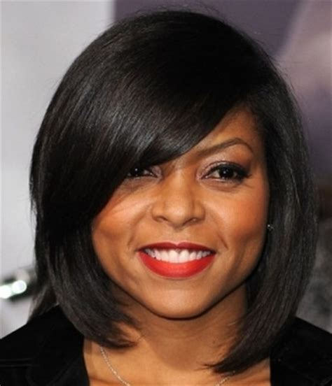 Black Hairstyles Bobs Medium Length by Black Medium Length Bob Casual Everyday Careforhair Co Uk