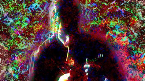 Ganja Abstact abstract rap cannabis bright trippy rapper