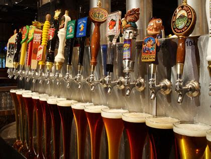 taps house of beer the most beers on tap 171 cbs los angeles