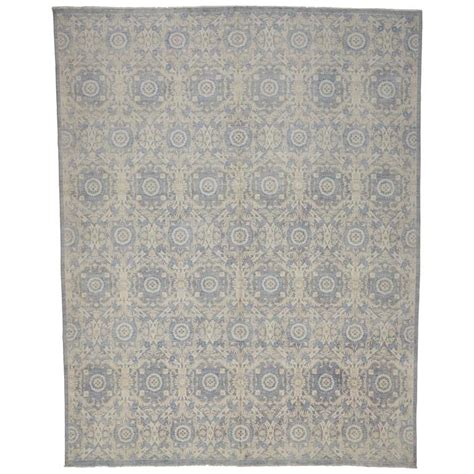 transitional area rugs sale transitional rug with modern style in light blue lenta chorum for sale at 1stdibs
