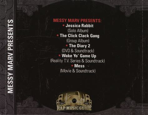 messy marv draped up and chipped out vol 3 messy marv draped up chipped out cd rap music guide