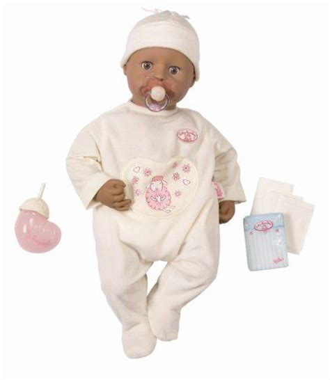 black zapf doll 17 best images about baby annabell on bottle