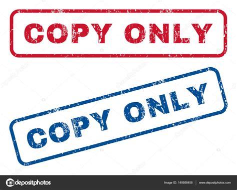 copy rubber st copy only rubber sts stock vector 169 anastasyastocks