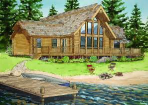 ranch style log home plans ranch log cabin homes ranch style log home plans log