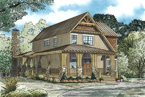 bungalow house plans with wrap around porch white river retreat bungalow house plan alp 09r6 chatham design group house plans