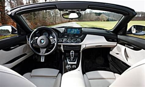 Bmw Z4 2020 Interior by 2020 Bmw Z4 Interior Specs Review For Sale Release