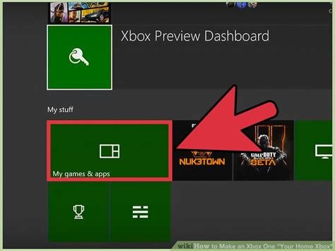 how to make an xbox one quot your home xbox quot 6 steps with