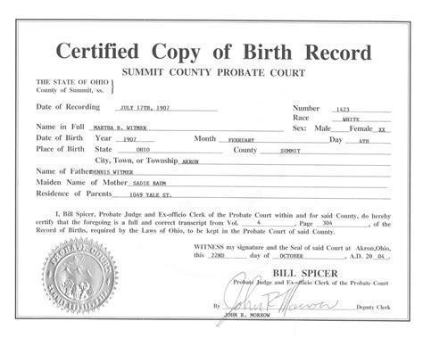 Old Birth Certificate Template Mangdienthoai Com Official Blank Birth Certificate Template