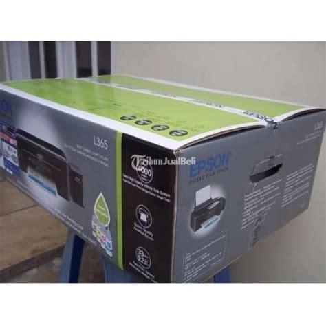 Printer Epson Baru printer epson l365 print scan copy wifi kondisi