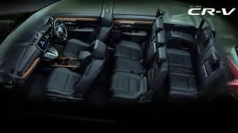 Interior All New Crv by 2017 Honda Cr V 7 Seats Interior