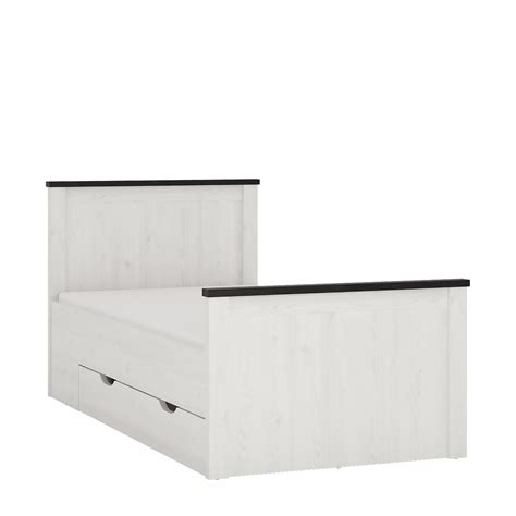 Single Bed Storage Drawers by Provence Single Bed With Storage Drawers