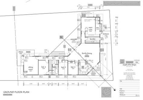 how to read architectural plans ground floor section drawing thefloors co