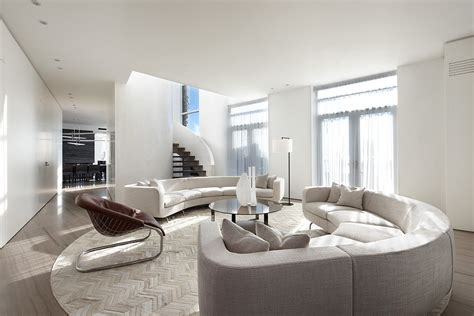 Living Room Decor Toronto Toronto Penthouse Design Dk Decor