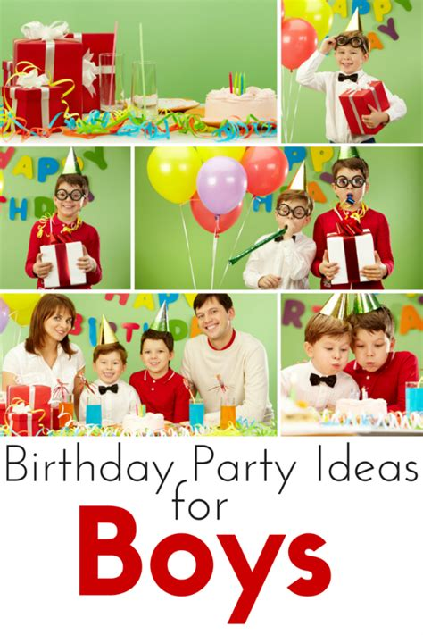 party tips birthday party ideas for boys the kennedy adventures