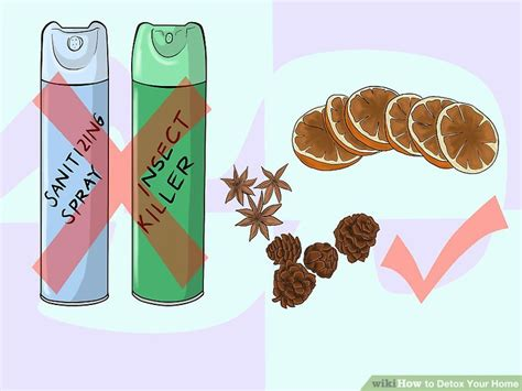 Detox Wikihow by How To Detox Your Home 5 Steps With Pictures Wikihow
