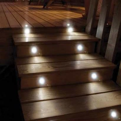 solar powered lighting solar powered decking lights
