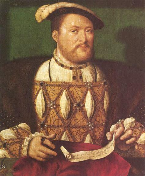tudor king portraits of king henry viii english history