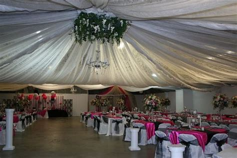 wedding decor draping ideas power to personalize your wedding decor idea ceiling