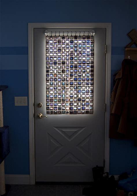 slide curtain make 35mm slide curtains 187 dollar store crafts