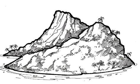 dibujos de islas para colorear dibujos de islas para colorear