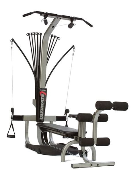 bowflex ultimate xtlu home exercise refurbished