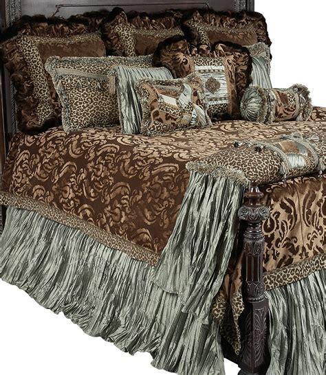 Premium Bedding Sprei 2 aristocat luxury bedding reilly chance collection