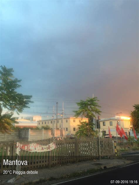 meteo a volta mantovana foto meteo mantova mantova ore 19 16 187 ilmeteo it