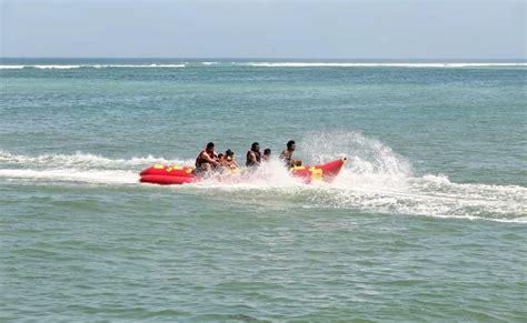 banana boat ride bali banana boat ride at south kuta in bali thrillophilia