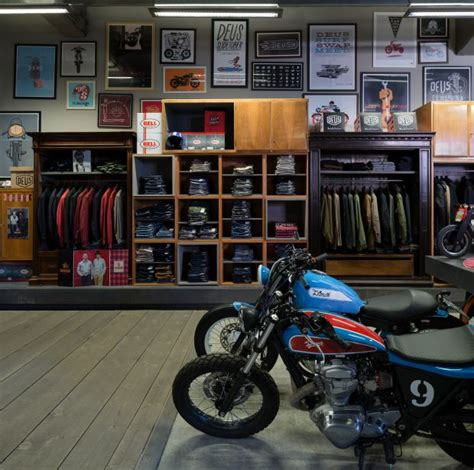 Deus Ex Machina Siluet Store Sls retailer to filippo bassoli quot our creativity and unique products quot